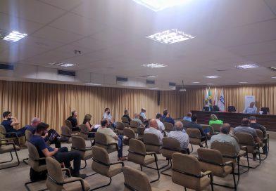 Reunião da Diretoria do Sindirepa-MG
